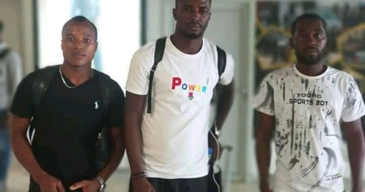 Linafoot D1 : Sanga Balende de Mbuji-mayi se renforce avec 3 Camerounais (officiel)