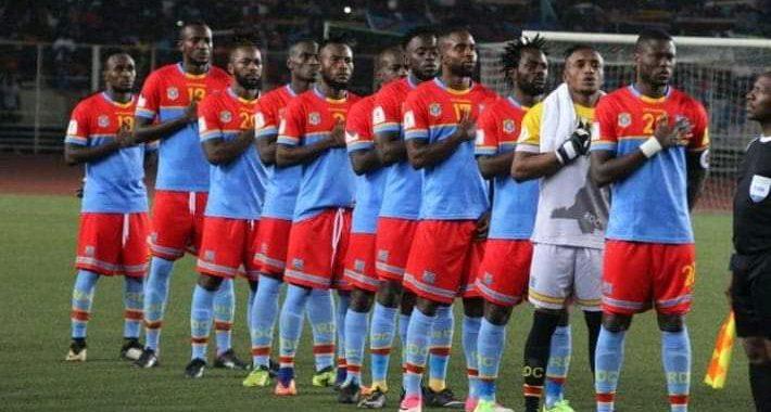 RDC vs Mauritanie: Match annulé