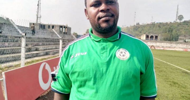Goma/FC Kuna Fazi : l'entraîneur Claudia Farini prêt pour entrer en lice et ne jure que par le sacre
