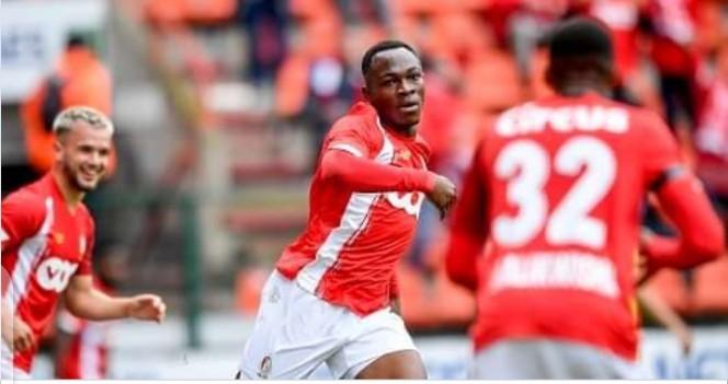 Standard de Liège : pour une première, Jackson Muleka sauve les siens