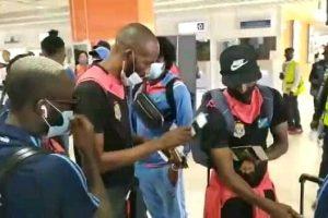 CAN 2021: les Léopards en direction de Luanda, capitale Angolaise