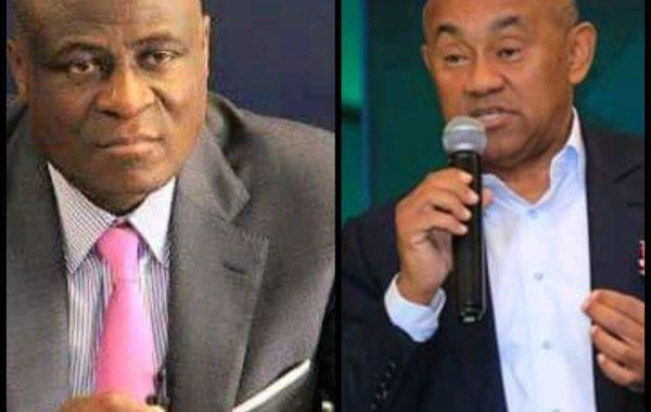 FIFA : Constant Omari et Ahmad Ahmad visés