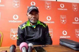 """Maniema-union – Bazano : """"C'est à nous d'être prudents et costauds pour essayer de gagner le match"""" Daouda Lupembe"""