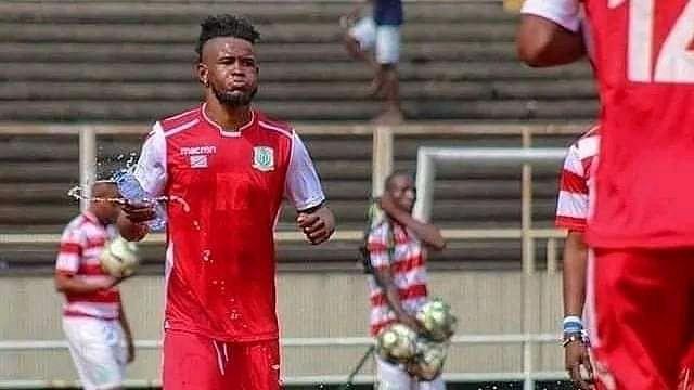 Dark Kabangu courtisé par le club tanzanien de Young Africans
