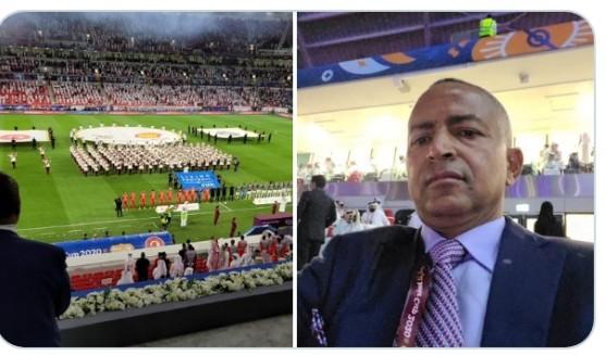FIFA : Moïse Katumbi invité à l'occasion de l'inauguration du Stade Ahmad Bin Ali