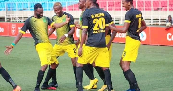 C1 CAF : V.club crache le feu sur Young Buffaloes at home