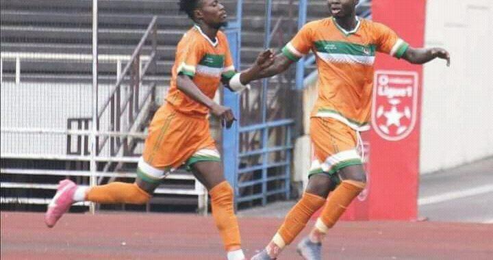 Ligue 1|RDC : Le Fc Renaissance fait l'essentiel devant Rangers