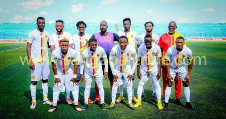 Ligue 1|RDC : Sanga Balende tient Lupopo à la gorge