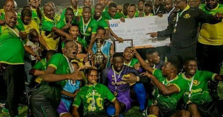 Tanzanie : Deux anciens de l'AS vita club vainqueurs de la coupe révolutionnaire