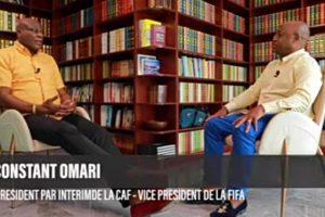 Interview : Constant Omari qualifie de distraction le rejet de sa candidature à la FIFA