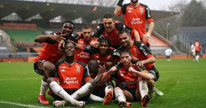 Ligue 1ubeart : Wissa redonne du souffle à Lorient face au PSG
