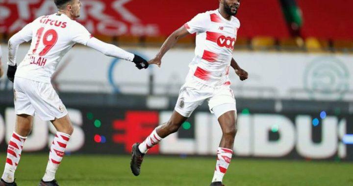 Jupiler Pro : Standard de Liège sombre, Merveille Bope buteur