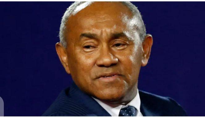 CAF : Ahmad Ahmad réhabilité (Officiel)