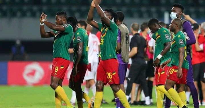 CHAN 2020 : le Cameroun sort bredouille, la Guinée rafle la 3 ème place