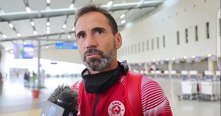"""Ligue des champions: """"Nous allons en RDC avec des objectifs"""" (Didier Gomes)"""