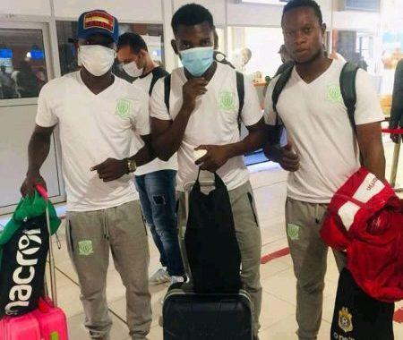 Coupe de la CAF : Le DCMP s'envole pour l'Égypte sans ses expatriés
