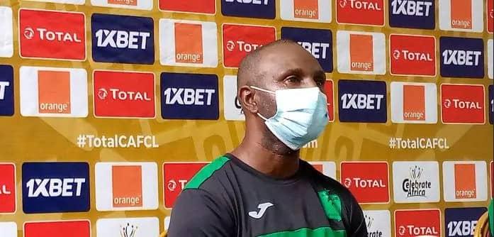 """Ligue des champions: """" je suis entraîneur, je suis responsable, donc dites à ma présidente de me virer"""" ( Florent Ibenge)"""