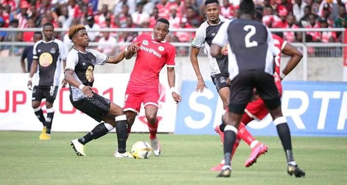 Ligue des champions : les 11 de départ de Pamphile Mihayo contre Al Hilal