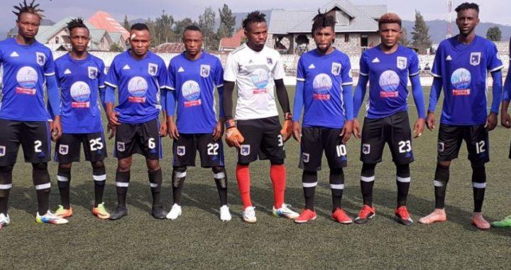 Ligue 1 RDC : Dauphin Noir et Bazano s'affrontent ce jeudi