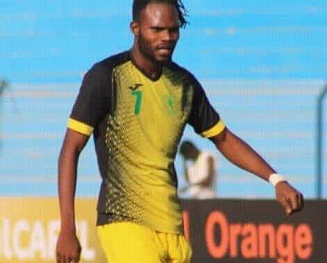 Ligue des Champions : Obed Mayamba dans l'équipe type de la semaine