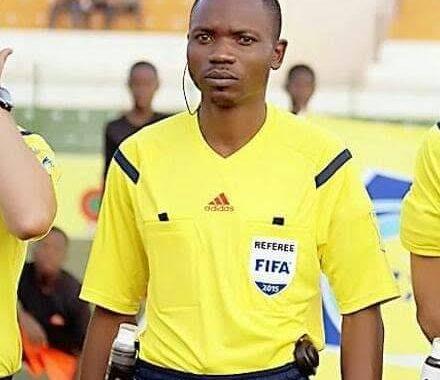 Mondial 2022: l'arbitre congolais Jean-Jacques Ndala dans la présélection