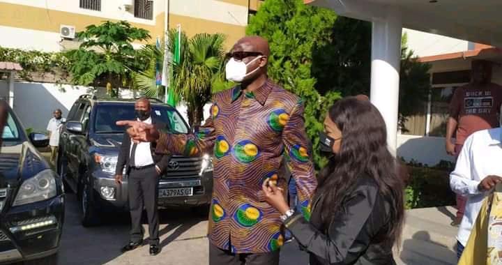 La SG de la FIFA échange avec les responsables du football congolais
