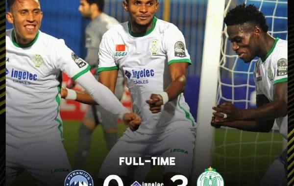 Coupe de la Confédération: Malango et Ngoma assomment Enyimba