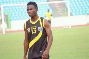 Découverte : Gloire Mujaya rêve de porter le maillot de Manchester City