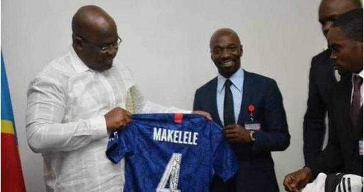 Léopards : Claude Makelele mieux placé pour le poste de sélectionneur national