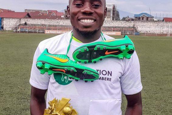 Ligue 2 Est/Kabasha – Nyuki : Guylain Tsongo élu homme du match