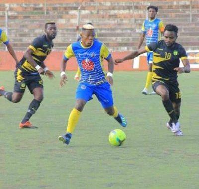 Mercato : Ciel Ebengo zappe Mazembe et renouvèle avec Lupopo