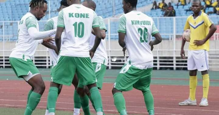 Coupe du Congo : sur une bonne lancée, DCMP élimine Céleste