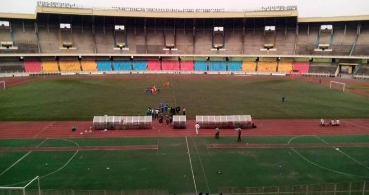 Coupe du Congo : la séance des tirs au but entre Sanga Balende et Don Bosco reportée