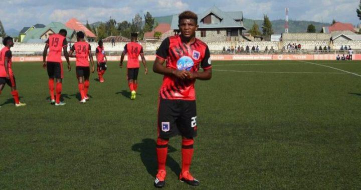 Découverte : Jonathan Bindala, la valeur sûre du football congolais