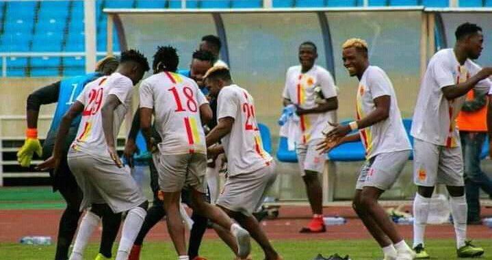 Coupe du Congo: deux équipes ambitieuses se disputent le trophée