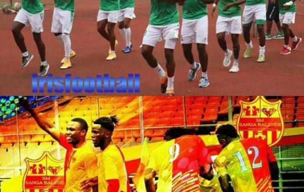 Coupe du Congo: Tout sur la finale DCMP – Sanga Balende
