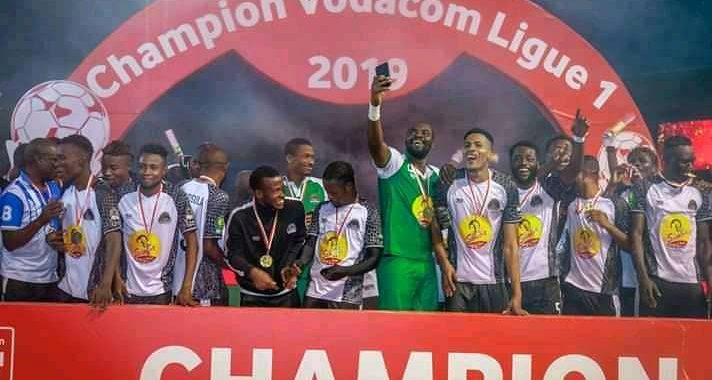 Ligue 1/RDC : Mazembe sacré champion de la 26 ème édition (Officiel)