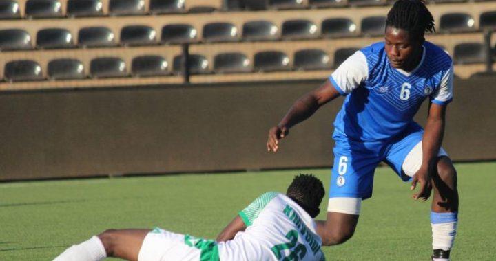 Découverte : Junior Lombangi, l'incontournable salésien
