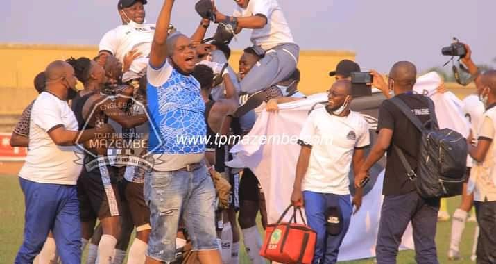 Ligue 1/RDC : le sacre de Mazembe sera célébré au stade TPM (Officiel)
