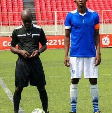 Découverte : Pathy Ilunga, l'emblématique capitaine de Mbandaka Sport
