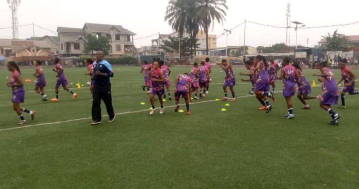Mondial Costa Rica: sous la houlette d'Andy Futila, les Léopards dames U20 affûtent les armes
