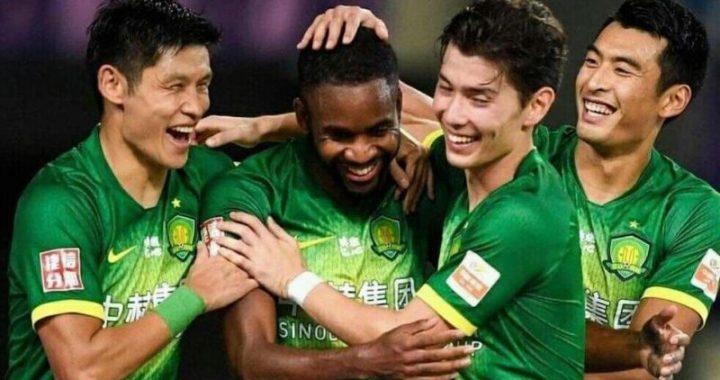 Chine D1: Beijing Guoan s'impose, Bakambu s'extasie