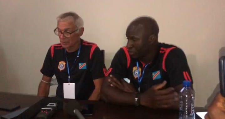 """RDC vs Tanzanie : """" je me sens très mal mais je dois avoir du temps pour entraîner ces joueurs"""" ( Hector Cuper)"""