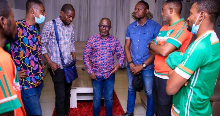 Otis Ngoma en passe de coacher Renaissance du Congo