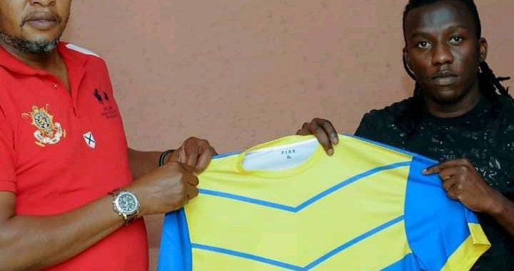 Lupopo : l'Ougandais Allan Kateregga dans les filets