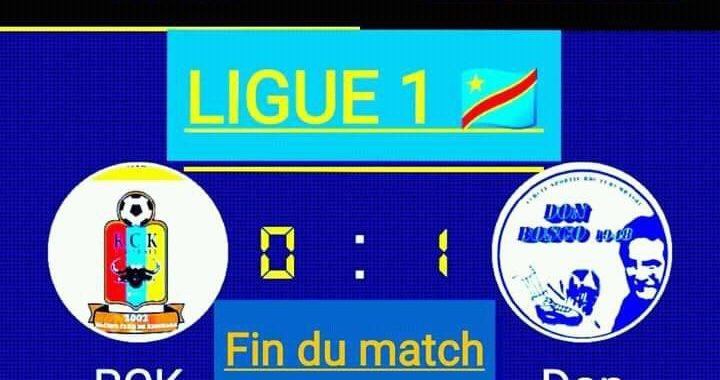 Ligue 1: Don Bosco fait plier RCK en ouverture